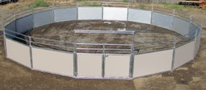 Round Pens & Corral Panels
