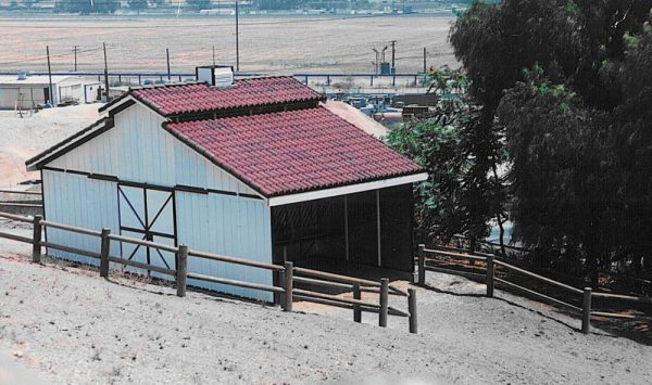 raised-center-aisle-ring-o-steel-horse-barn-with-tile-roof